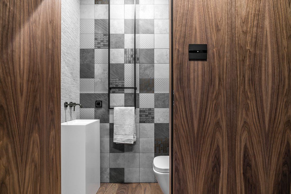 Projekt łazienki Fotomohito