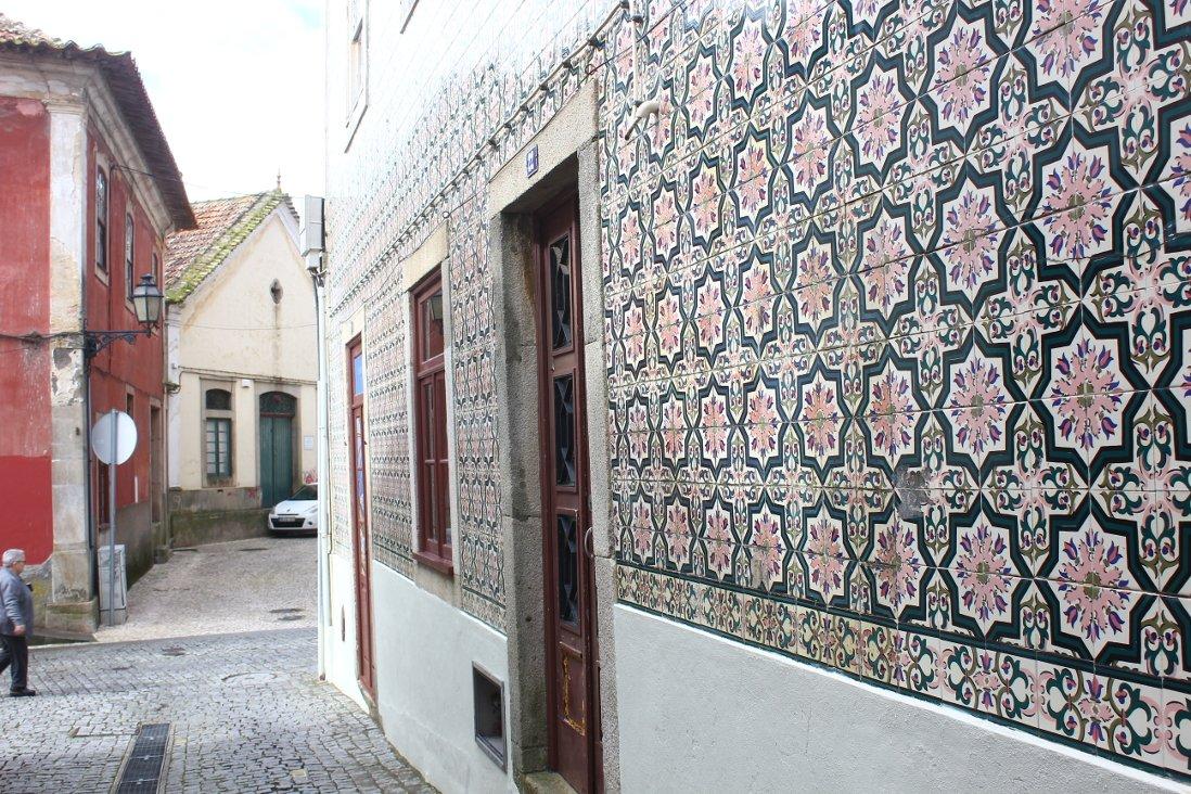 Kamienica Portugalia | Azulejos