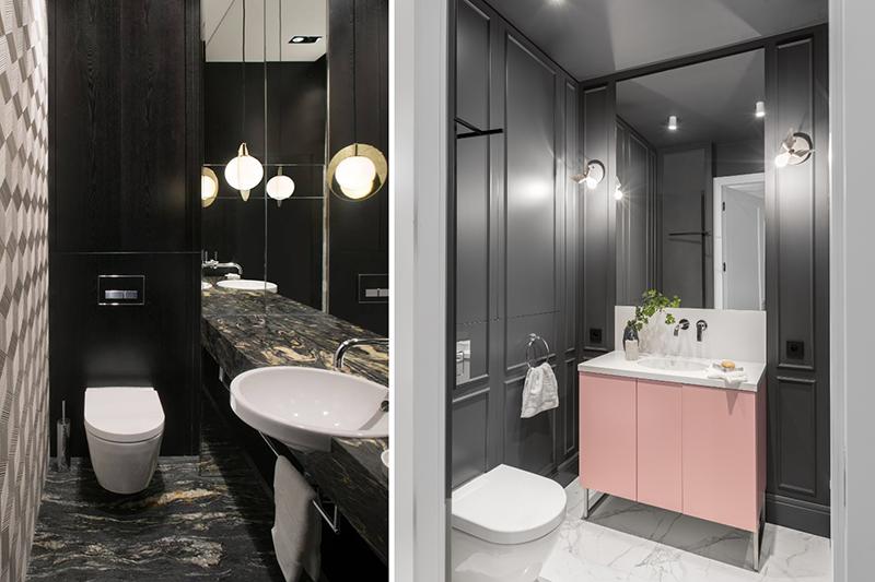 Mała łazienka W Bloku Może Zachwycać Wyglądem I Funkcjonalnością