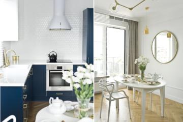 mieszkanie w paryskim stylu