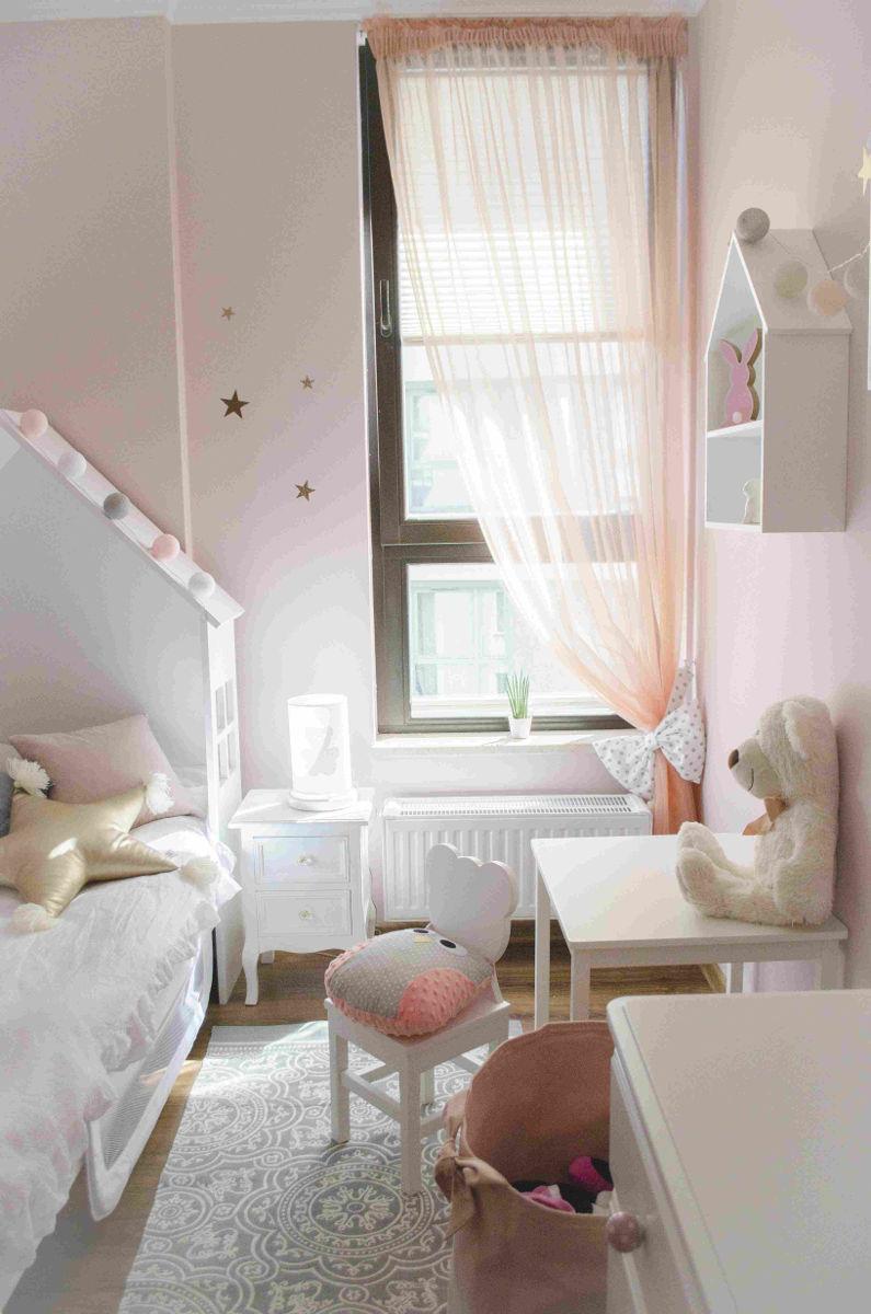Mały pokój dziecka w projekcie Pani Magdaleny Miśkiewicz