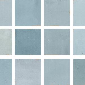 Płytki Wow Design kolekcja Mestizaje  Zellige Aqua