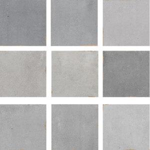 Płytki Wow Design kolekcja Mestizaje  Zellige Grey