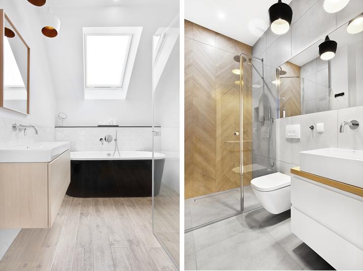 Proejkt łazienki Loko Studio