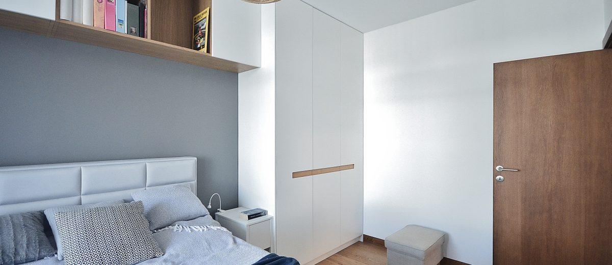 Sypialnia | proj. Olivkadesign