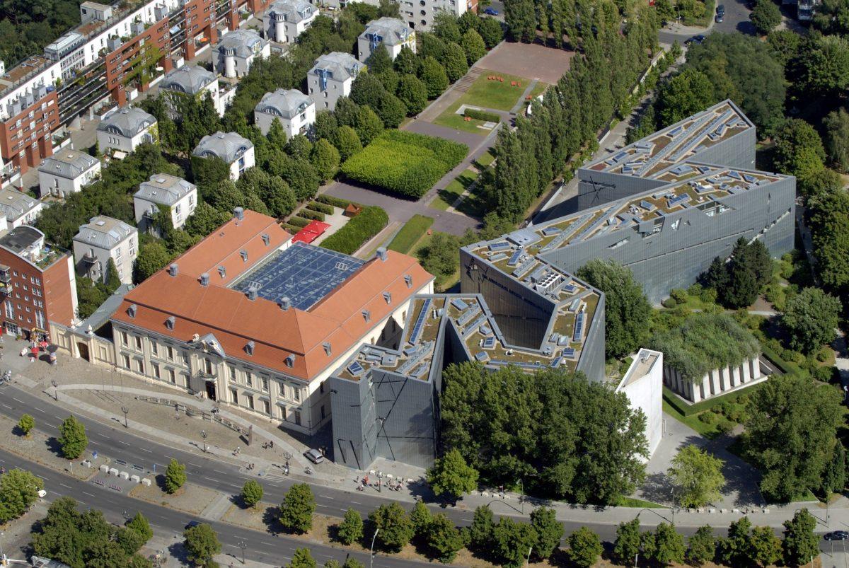 Muzeum Żydowskie (Berlin), proj. Daniel Libeskind, źródło: www.libeskind.com