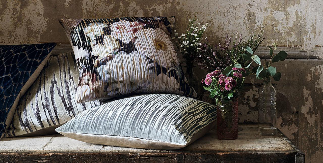 Tkaniny marki Black Ediotion są dostępne w naszych showroomach: Internity Home i Prodesigne