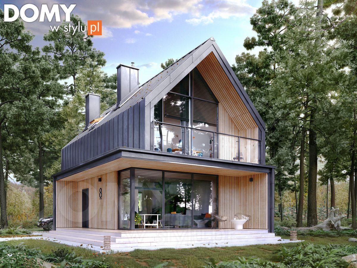 dom wolonostojący do 100 m2