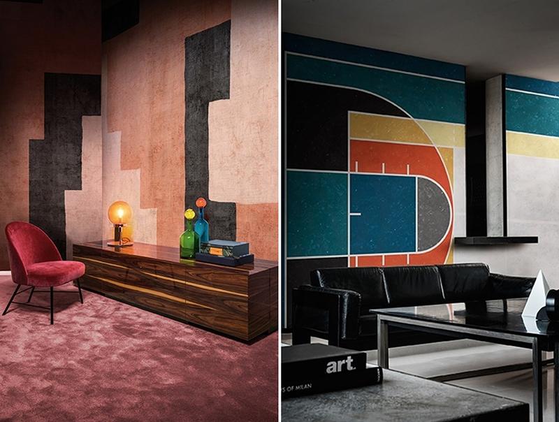Tapety marki Wall & Deco możesz kupić w naszym showroomie: Internity Home lub Prodesigne