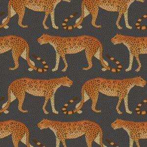 Tapeta Leopard Walk Ardmore, Cole & Son