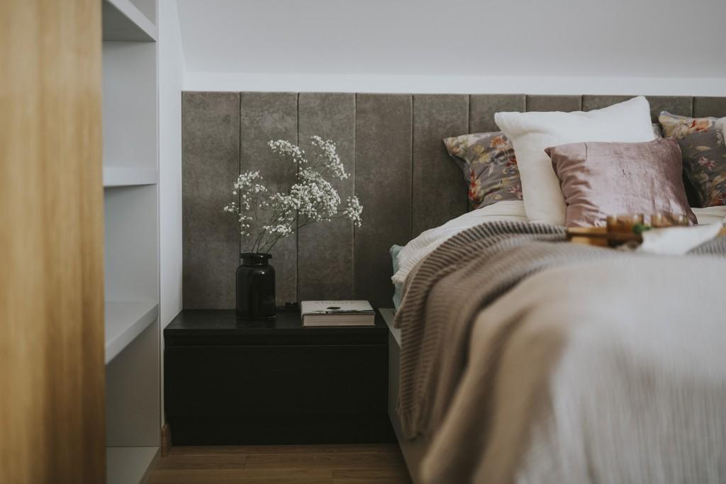 Sypialnia | proj. Finchstudio