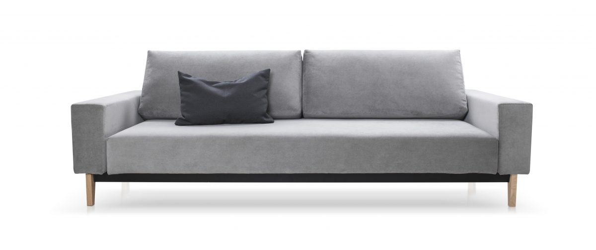 Sofa Duna marki Inspirium (tkanina Favola 28)