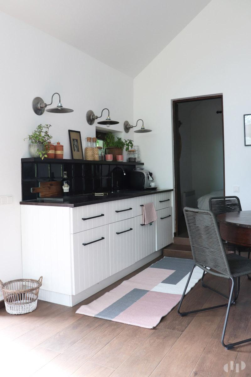 Mini aneks kuchenny | proj. Dziurdziaprojekt