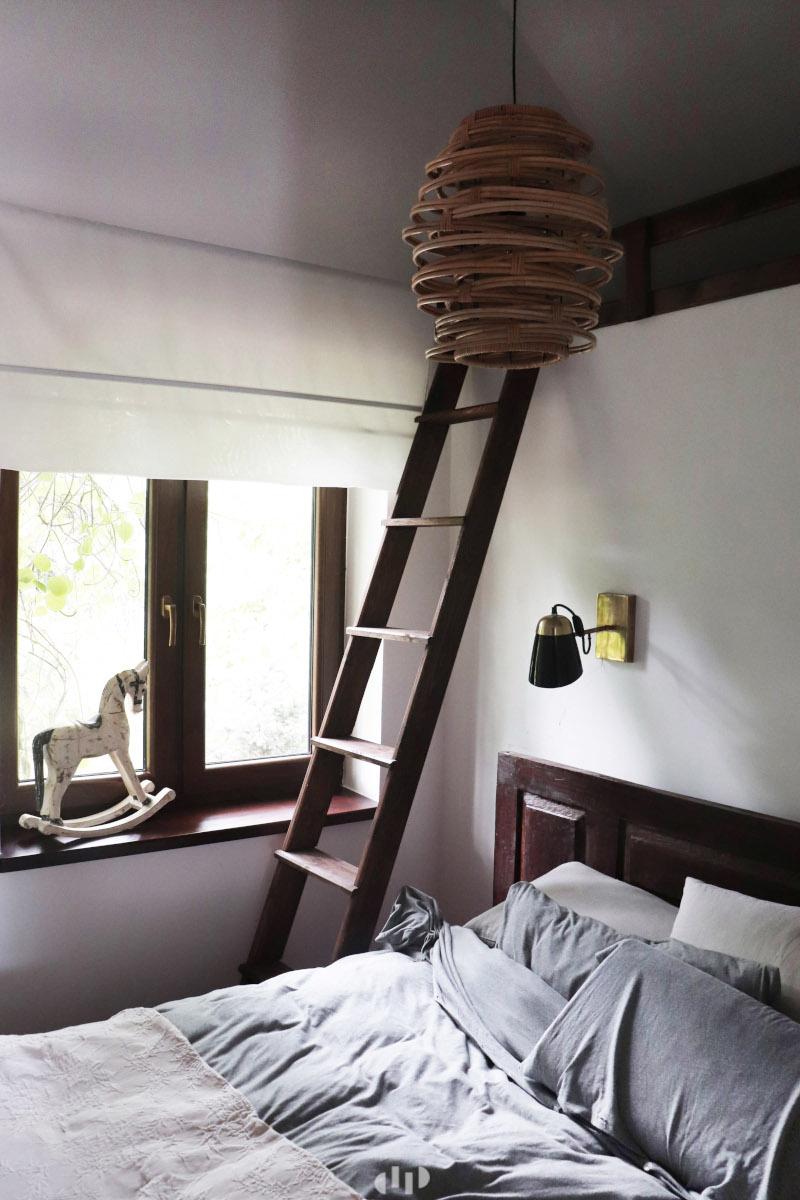 Sypialnia | proj. Dziurdziaprojekt