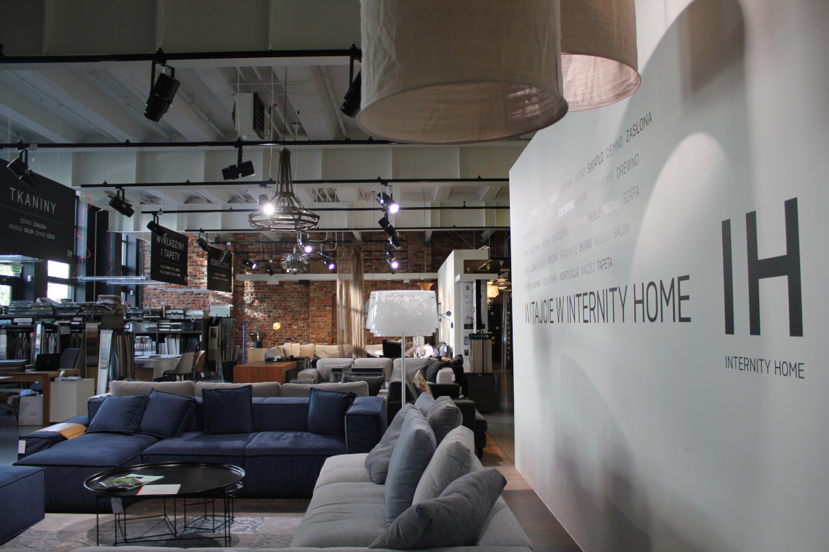 showroom Internity Home