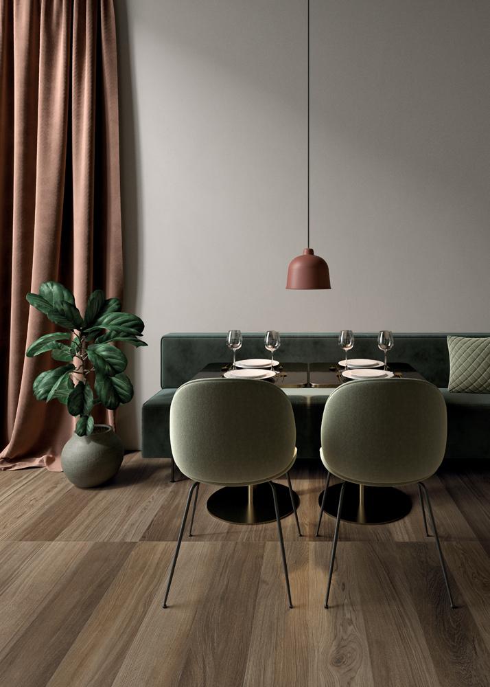 Płytki drewnopodobne - kolekcja Bio Select marki Lea Ceramiche