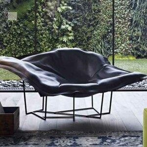 Fotel Poliform kolekcja WALLACE Jean-Marie Massaud (2010)