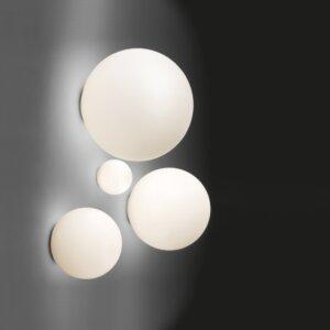 Artemide lampa ścienna/ sufitowa Dioscuri