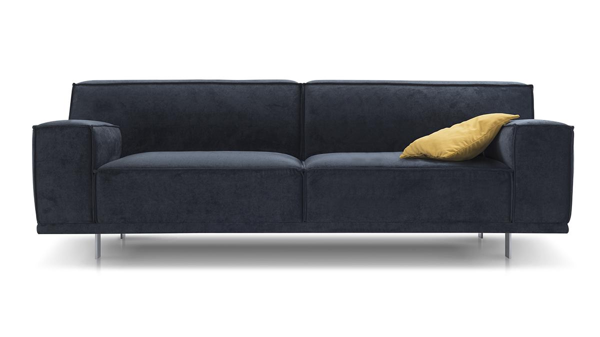 Sofa Aero marki Nobonobo (tkanina Brill 25)