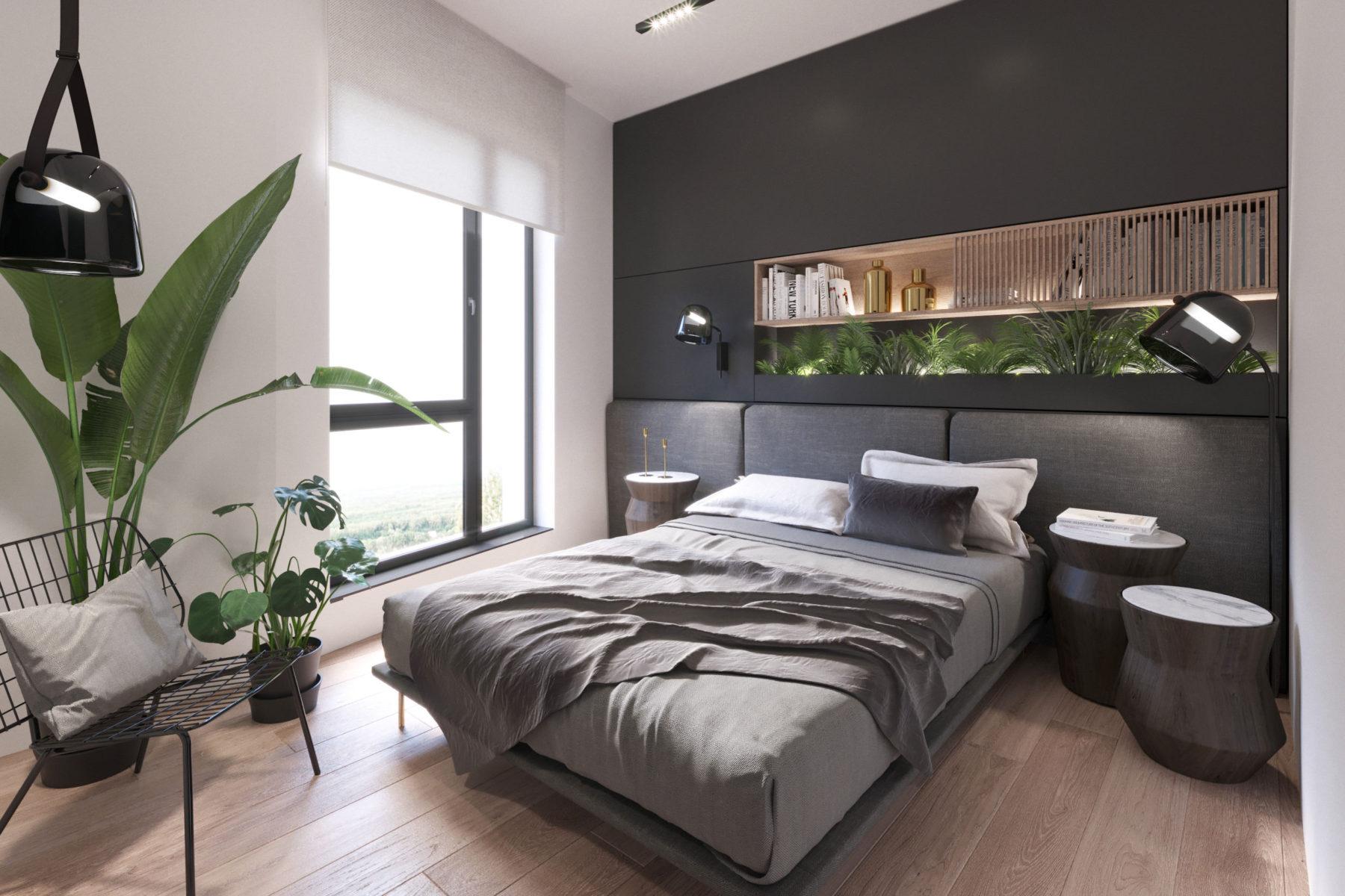Apartament w garniturze projekt Kando