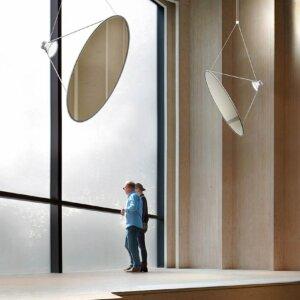 Lampa zwieszana Luceplan kolekcja AMISOL