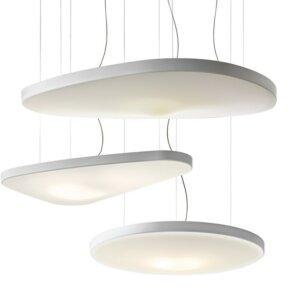 Lampa zwieszana Luceplan kolekcja  PÉTALE
