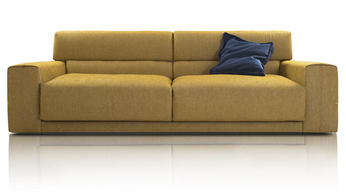 Sofa rozkładana Cloud polskiej marki Inspirium