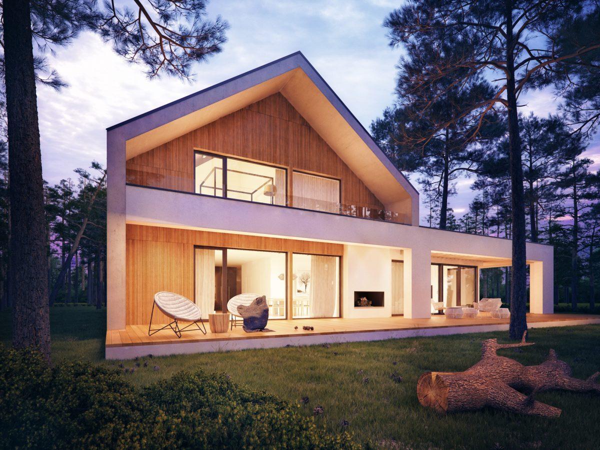 Projekt domu Kaza Interior Design
