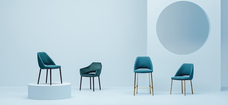 Krzesło Pedrali VIC 655