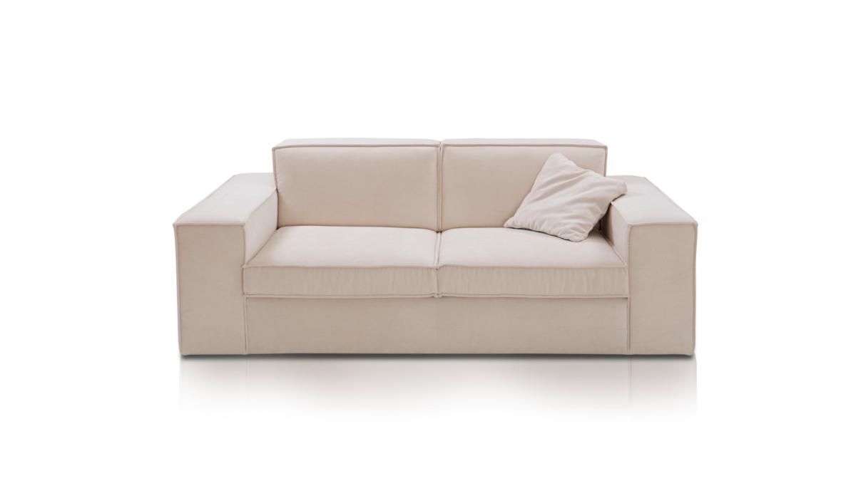 Sofa Quatro marki Inspirium (tkanina Favola 2)