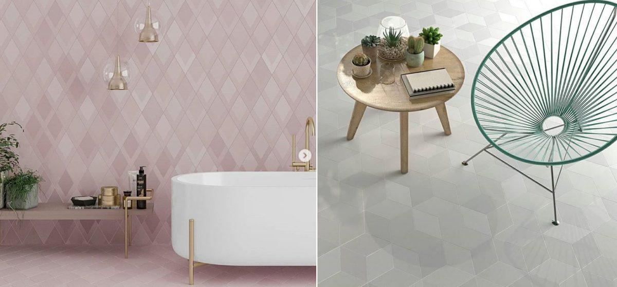 Nowa kolekcja płytek Flow marki WOW Design jest dostępna w naszych showroomach: Internity Home i Prodesigne
