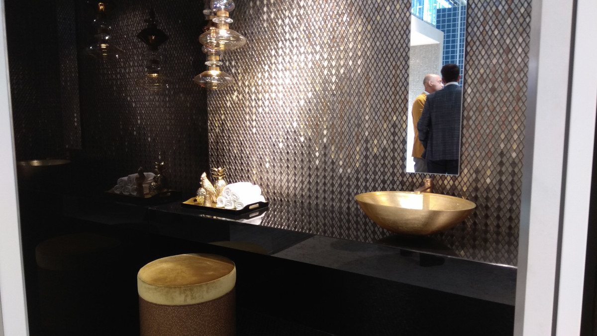 Mozaiki Sicis są dostępne w naszych showroomach