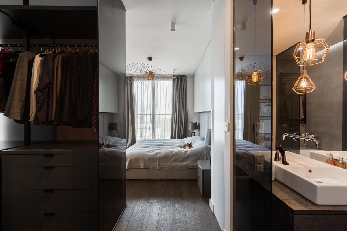 Sypialnia Dmowska Design