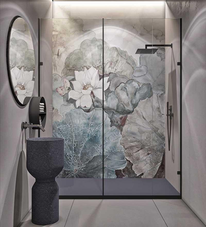Wall & Deco tapeta w łazience - przyjdź do nas!