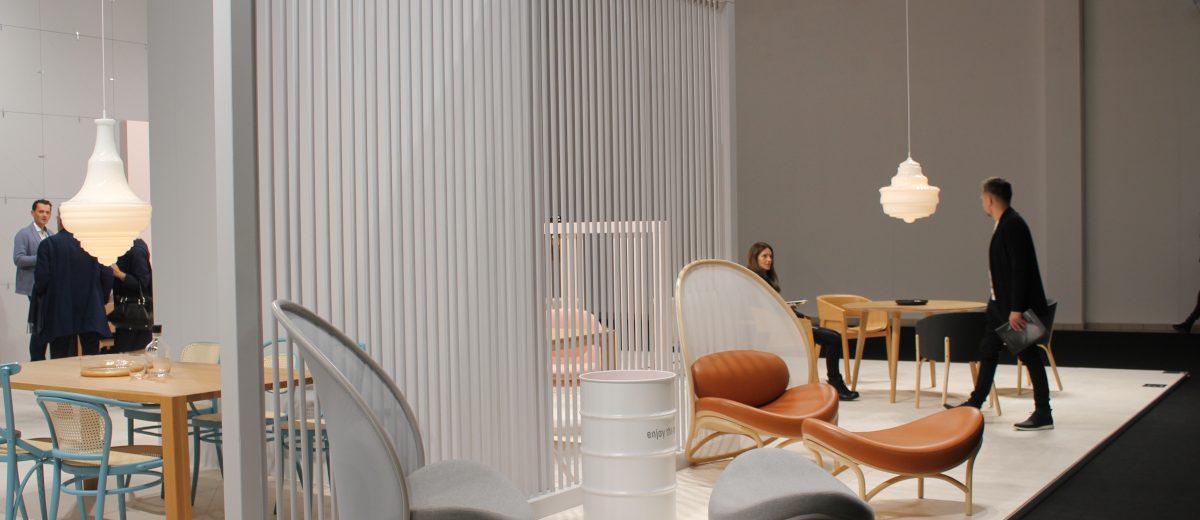 TON i prezentacja fotela Chips (meble dostępne w naszych showroomach)