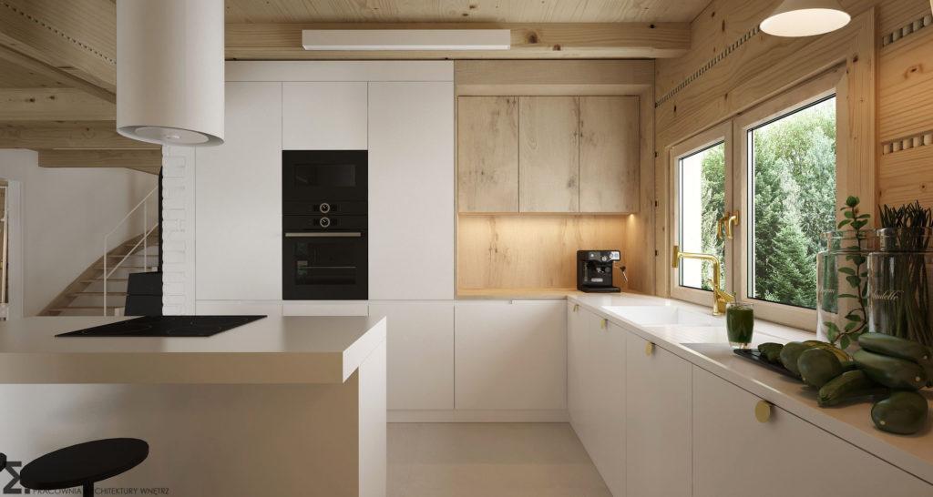 Proejkt Elementy | Drewniany Dom