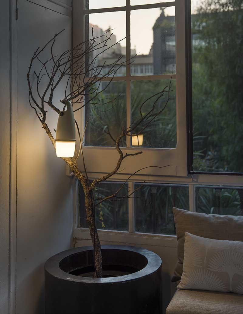 Lampkę HOOK Faro polecamy nie tylko od święta