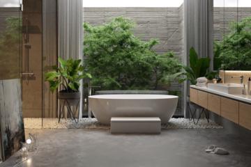 Łazienka w stylu organicznym - zainspiruj się i stwórz azyl we własnym domu
