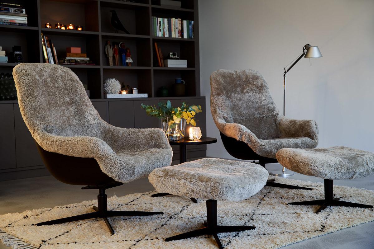 Fotel Blackbird marki Sits jest dostępny w naszych showroomach