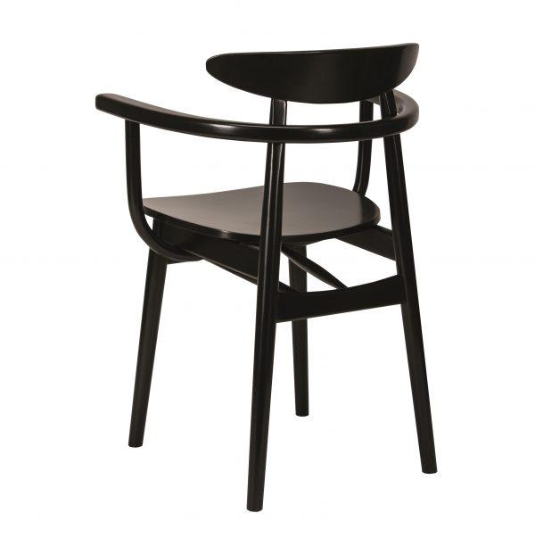 Krzesło drewniane Paged B-Yesterday-4100