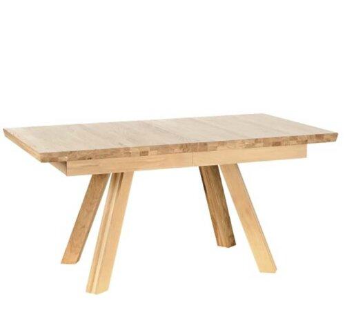 Stół rozkładany dębowy Paged S-Crudo