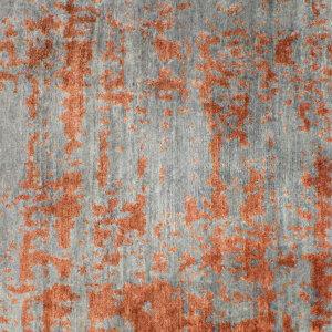 Dywan tkany ręcznie ITC kolekcja Picasso  Grey/Orange