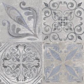 Płytka gresowa IH Selection A139757 Szary 59.6X59.6