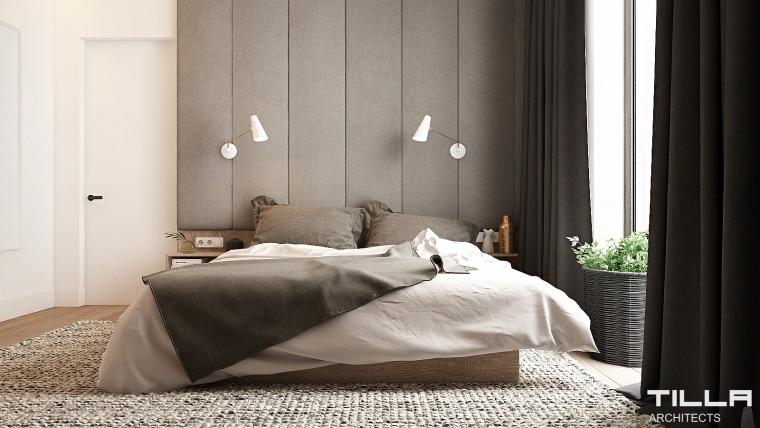 Tilla Architects Apartament Warszawa
