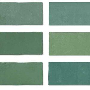 Płytki Wow Design kolekcja Fez seria Emerald Matt