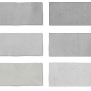 Płytki Wow Design kolekcja Fez seria Grey Matt