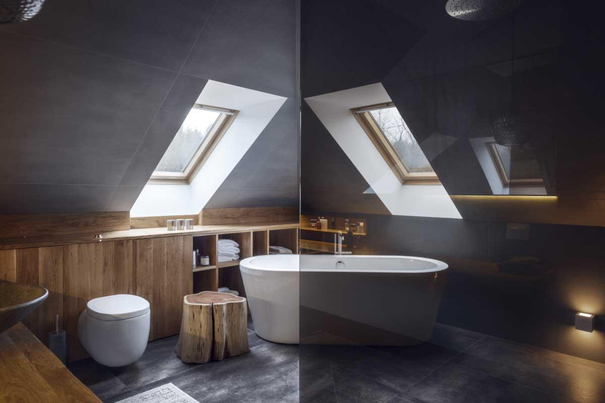 łazienka Na Poddaszu Piękne I Funkcjonalne Projekty