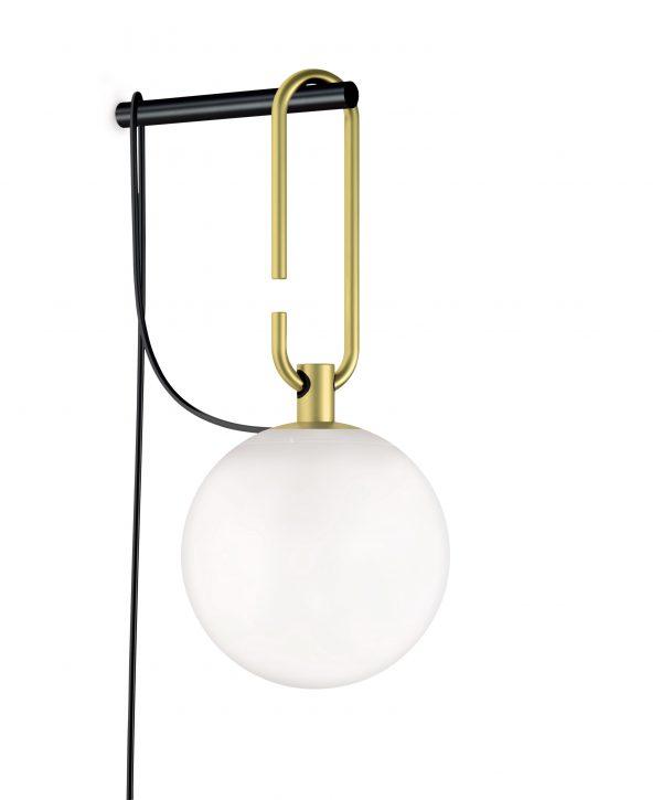 Lampa ścienna Artemide nh Wall