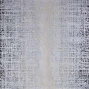 Dywan tkany ręcznie ITC kolekcja Rubens Grey Black