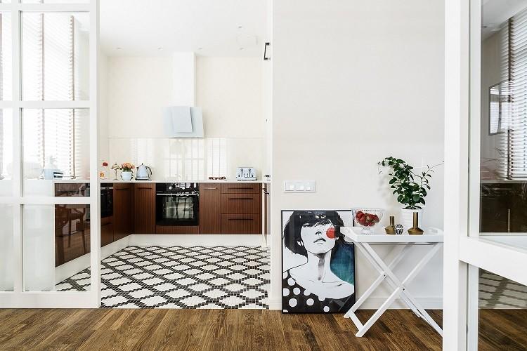 Saje Architekci Apartament w Gdyni